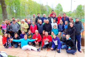 Die Teilnehmer des Schleiferlturniers 2017.
